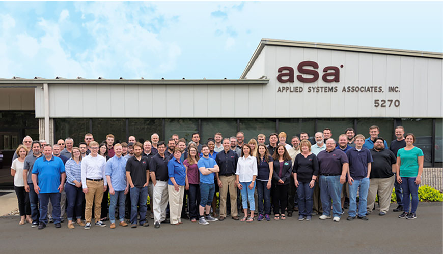 Large dedicated staff