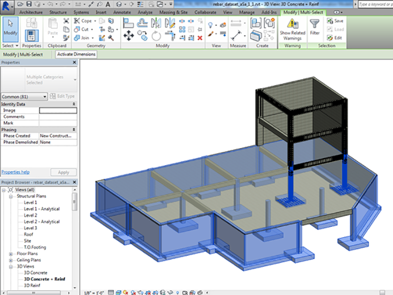 Take advantage of BIM technology.