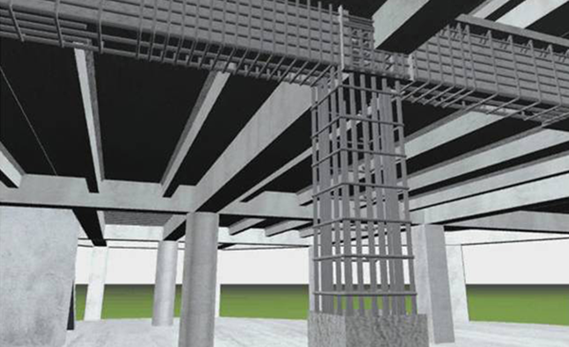 Building information modeling (BIM) allows rebar detailing to be a fully realized component of the overall project.