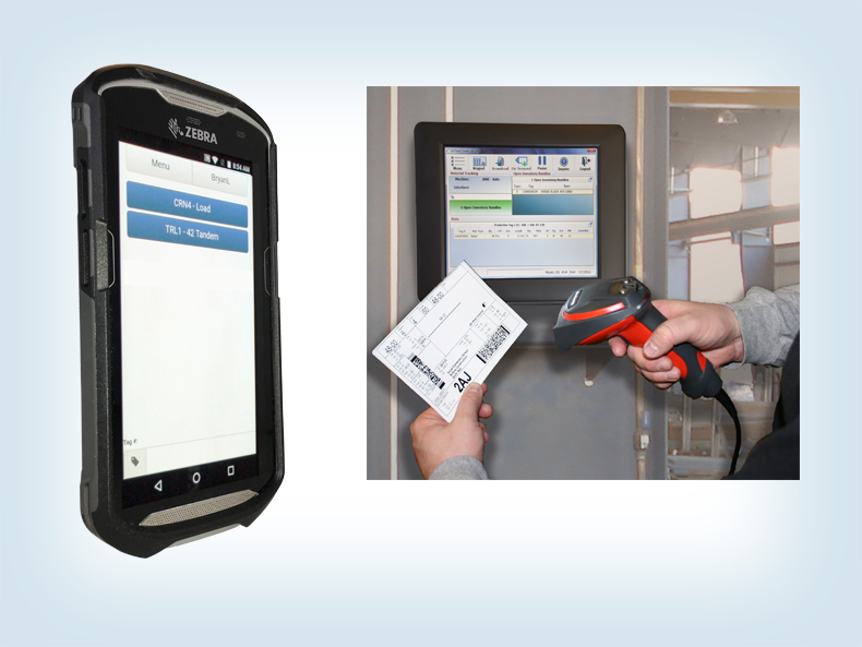 Rugged easy-to-use scanners