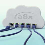 Yes, you can run aSa in the cloud right now!
