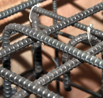 Rebar Fabrication - Reinforcing Cage