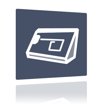 Equipment Automation - Machine Interface Icon
