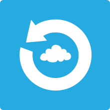 Collaboration Icon - Cloud Sharing
